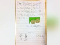 O fetita din Marea Britanie a emotionat pe toata lumea cu scrisoarea ei. Ce s-a intamplat