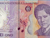 Cate bancnote contrafacute au circulat in Romania anul trecut. Luna in care riscati cel mai mult sa primiti bani falsi