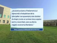 Efectele modificarilor din Codul Penal. Romania, pusa la zid de ambasadele SUA, UK si Olandei