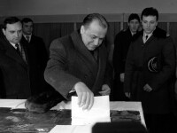 Iliescu, interviu la 25 de la Revolutie: