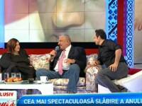 Care este legatura dintre Mariana, cea mai grasa femeie din Romania, si Rica Raducanu