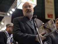 Stelian Tanase a fost votat de plenul reunit al Parlamentului pentru functia de presedinte al CA al SRTv