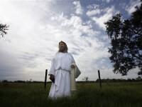 Un misionar din Detroit este sosia lui Iisus. De 30 de ani, traieste pe strazile Ierusalimului