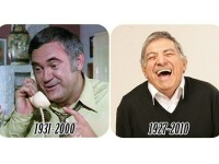 Calinescu, Radulescu, Constantin, Lazarescu. Disparitia generatiei care te tinea in casa de Revelion
