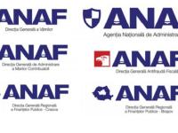 Cum arata noul logo cumparat de ANAF pentru 7 milioane de lei