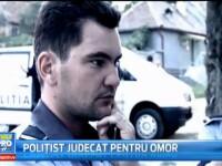 Politist din Sibiu, judecat pentru omor