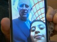 Un elev din Marea Britanie a profitat de ocazie si si-a facut un selfie cu Printul Charles. FOTO