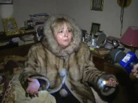 Zeci de bucuresteni ingheata de frig in case din cauza unei pene de curent. Toti au centrale termice