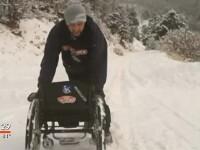 Cum a reusit un american paralizat sa supravietuiasca dupa ce a ramas blocat in muntii din Colorado
