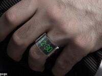 Ce se intampla daca va puneti pe deget acest inel. Smarty Ring poate inlocui ceasurile inteligente