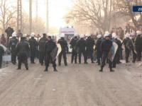 Traditionala bataie de Revelion din Ruginoasa va fi monitorizata de Politie si Jandarmerie