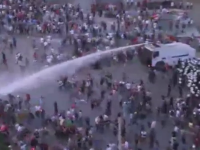 Proteste violente in Turcia, la Istanbul. Sute de oameni au iesit in strada, 31 de retinuti
