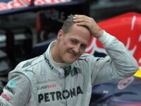 Medicii francezi ar incerca sa il trezeasca treptat din coma pe Michael Schumacher. Familia nu confirma insa informatia