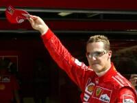 Gest de sprijin demn de respect. Monoposturile Mercedes de F1 vor afisa un mesaj dedicat lui Schumacher