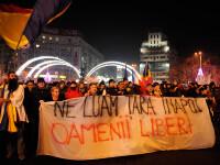 RETROSPECTIVA 2013: anul cand romanii au invatat sa le spuna NU politicienilor. INFOGRAFIC