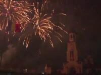 Un american a murit de Ziua Independentei incercand sa lanseze artificii de pe cap
