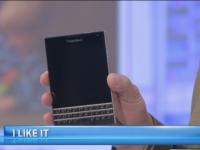 iLikeIT. George Buhnici prezinta noul telefon Passport al canadienilor de la BlackBerry