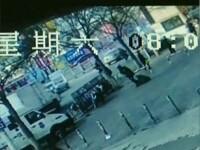 Moment amuzant in China. Motivul din cauza caruia a fost arestat un chinez, dupa ce a jefuit o banca