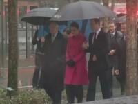 Printul William si ducesa de Cambridge se intorc, miercuri, la Londra. Momentele marcante ale vizitei oficiale din SUA