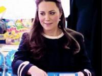 Presa tabloida din Marea Britanie sustine ca ducesa Kate Middleton este din nou insarcinata