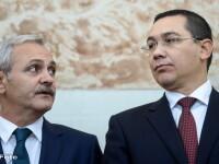 Dragnea vrea audierea lui Ponta.