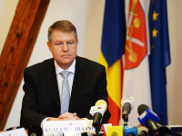 Iohannis a participat la summitul extraordinar de la Bruxelles, privind imigratia clandestina. Mesajul presedintelui Romaniei