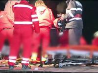 Tanara ranita in explozia dintr-un bloc din Cluj, transferata la Spitalul de Arsi din Bucuresti. Ce a produs deflagratia