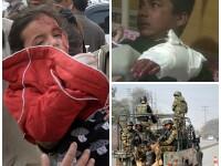 Masacru la o scoala din Pakistan, capturata de un comando islamist. Bilant actualizat: cel putin 140 de morti. VIDEO