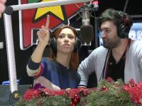 Primul duet realizat de Smiley si Aliona, finalista de la Vocea Romaniei. Cum suna colindul compus de artist