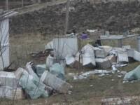 Contrabandisti opriti cu focuri de arma si zeci de mii de pachete de tigari de contrabanda confiscate, la frontiera de nord
