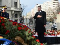 Klaus Iohannis: Este obligatia justitiei de a-i aduce in fata legii pe cei vinovati de crime la Revolutie