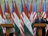 Viktor Orban acuza SUA ca se amesteca in afacerile interne ale unor tari din Europa Centrala.