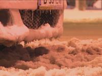 Cea mai rece noapte din ultimii 53 de ani cu -31 de grade la Intorsura Buzaului. Cat de frig va fi in primele zile din 2015