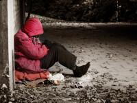A ramas orfan si a ajuns sa locuiasca pe strazi. Povestea dramatica a unui tanar roman