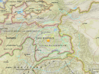 Cutremur de 7,2 grade in Tadjikistan. Seismul s-a simtit pana in capitala Indiei