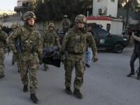 Guvernul de la Madrid acuza ca atentatul talibanilor de la Kabul este