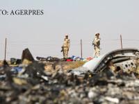 Egiptenii ii contrazic pe rusi in cazul tragediei aviatice din Sinai:
