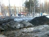 Test esuat cu rachete de croaziera, in nordul Rusiei. Ce s-a intamplat dupa ce o gradinita a devenit tinta