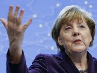 Angela Merkel nu respinge primirea mai multor migranti in UE.
