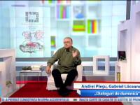 """Omul care aduce cartea: Andrei Plesu, Gabriel Liiceanu, """"Dialoguri de duminica"""""""