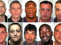 Cei mai cautati 12 hoti din Londra. Cine se afla pe lista data publicitatii de politia londoneza