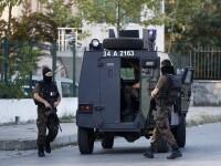 Descindere intr-o ascunzatoare terorista din Istanbul. Doua femei au fost ucise intr-un schimb de focuri