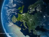 Europa vazuta din spatiu