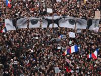 Charlie Hebdo scoate un numar special, la un an dupa atentatul soldat cu 12 morti. Cum arata coperta saptamanalului satiric
