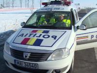 Traficul de Revelion, supravegheat cu strictete. 12.000 de politisti si 400 de aparate radar vor impanzi drumurile din tara