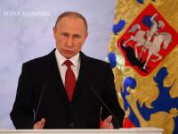 Lovitura de 10,5 miliarde de euro pentru Vladimir Putin. Liderul rus a facut anuntul in direct la televiziunea de stat