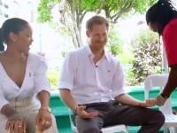 Rihanna si Printul Harry au acceptat sa faca un test rapid de depistare a virusului HIV, in fata camerelor de filmat