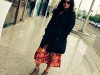 Viata unei femei din Arabia Saudita s-a transformat intr-un cosmar, dupa ce a pozat fara val.