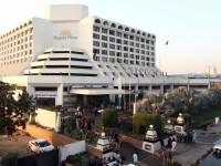 Incendiu devastator la un hotel din Pakistan. Sunt 11 morti si 70 de raniti, dintre care 30 sunt in stare critica