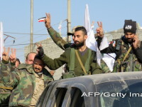 Batalia pentru Alep a ajuns la final. Armata siriana conduce aproape in intregime orasul, iar rebelii au fugit